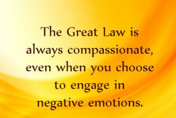 Great Law compassionate