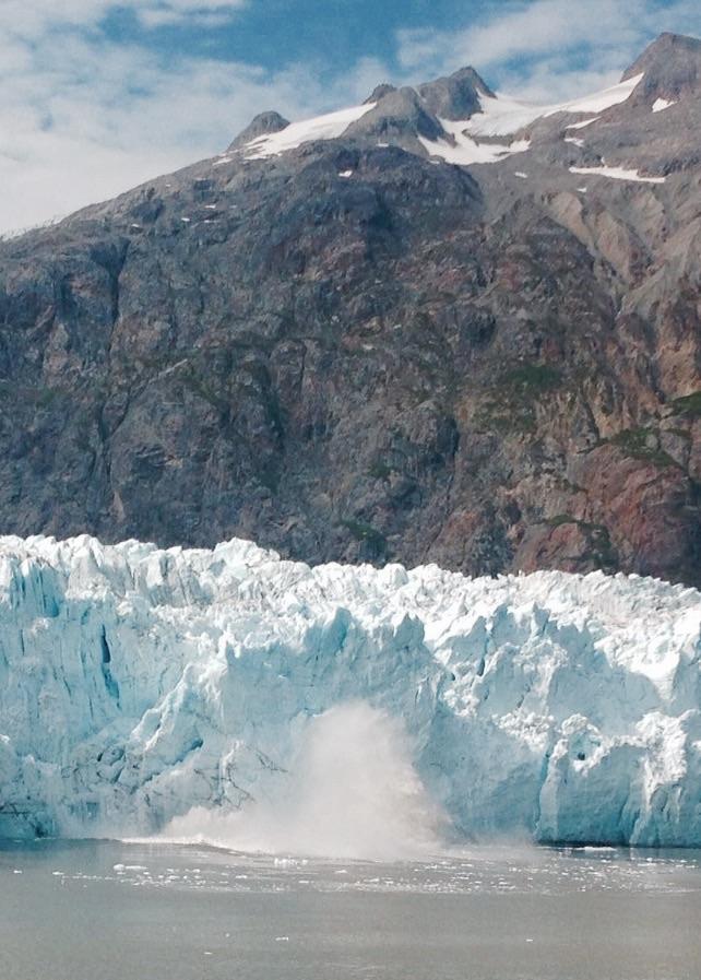 Glacier Melt