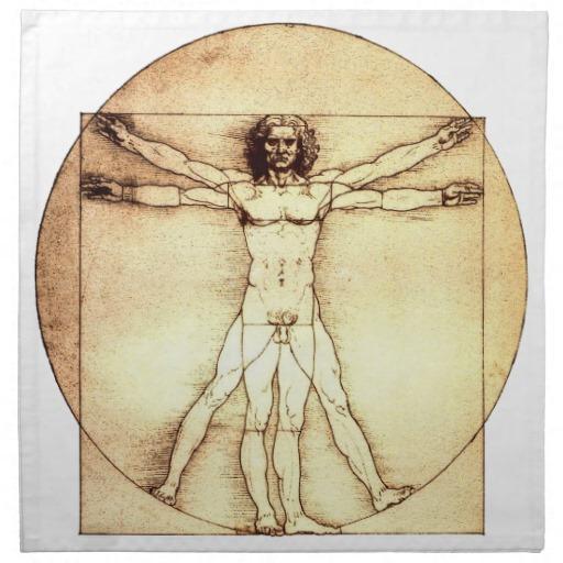 Leonardo Dda Vinci's man cannon