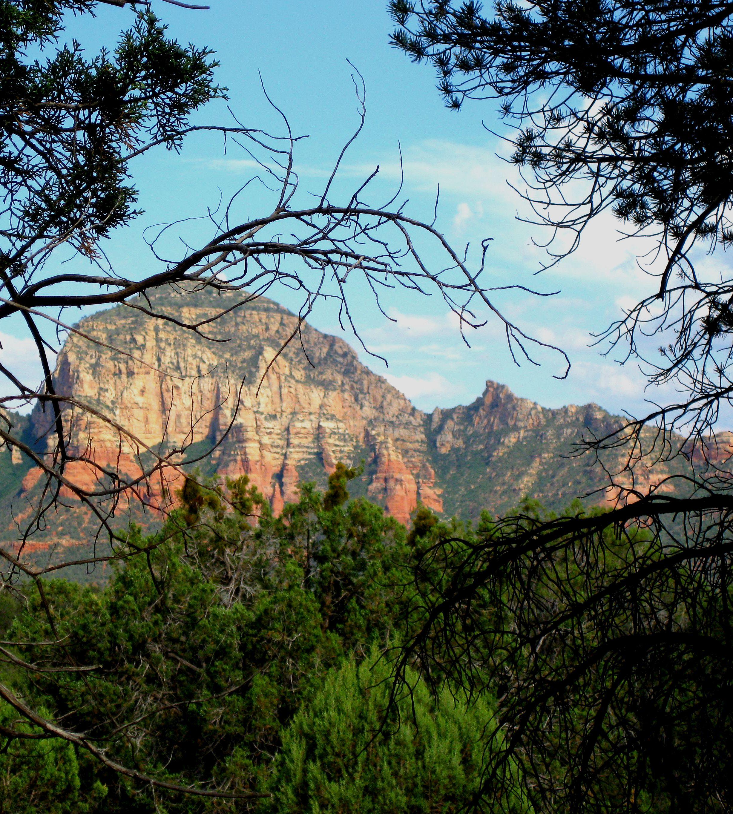 sedona mountains 2016