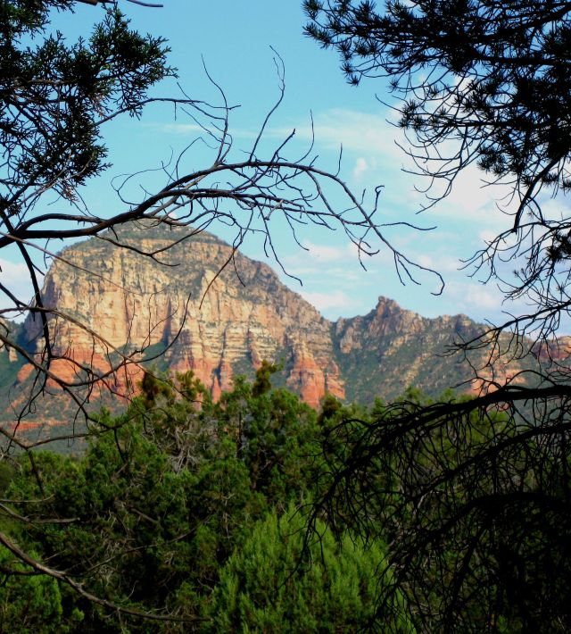 sedona mountains 2016